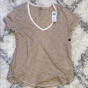 NWT Abercrombie & Fitch soft tee